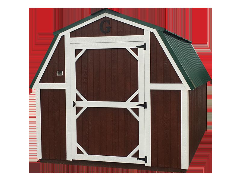 storage barn Graceland